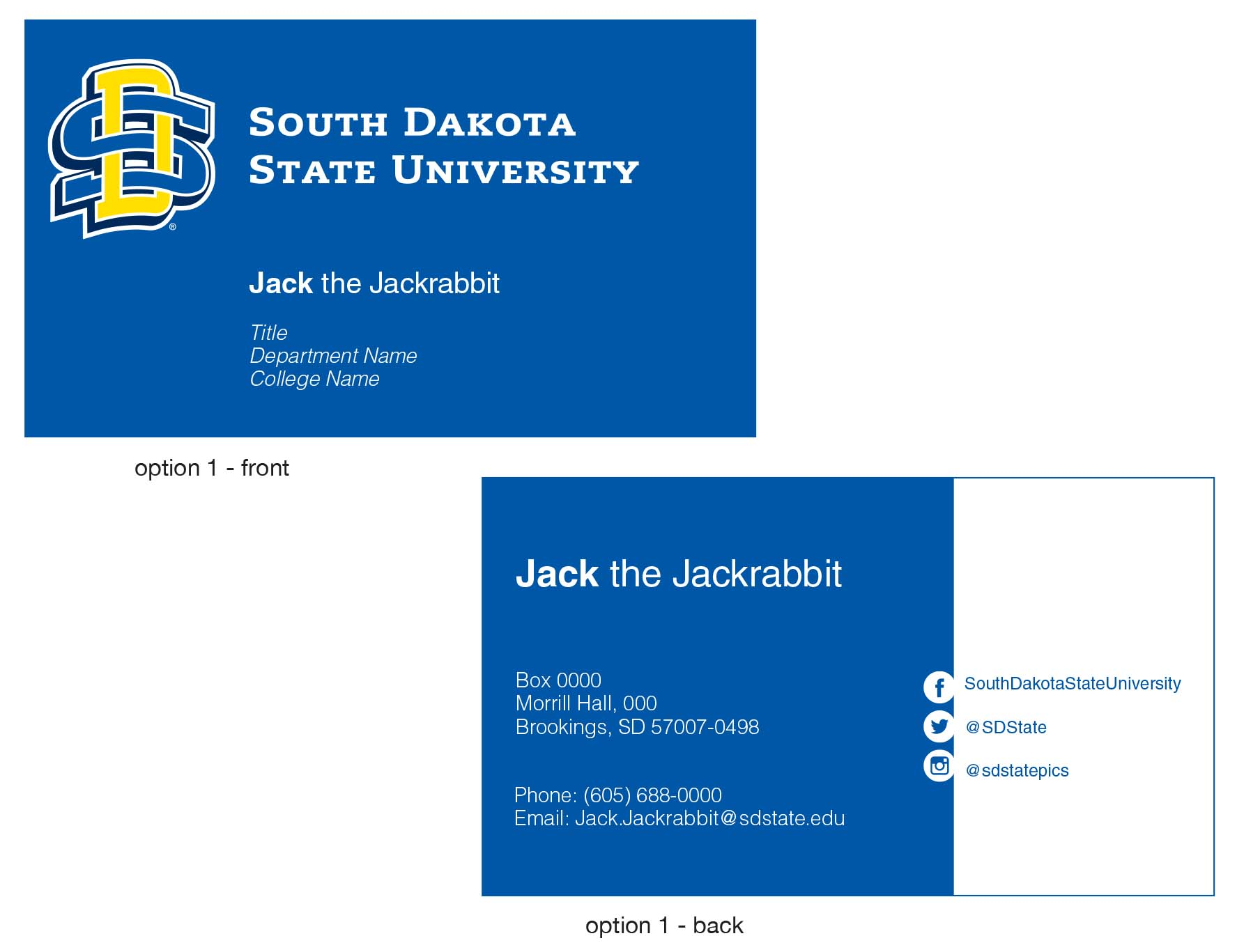 south dakota state university application fee
