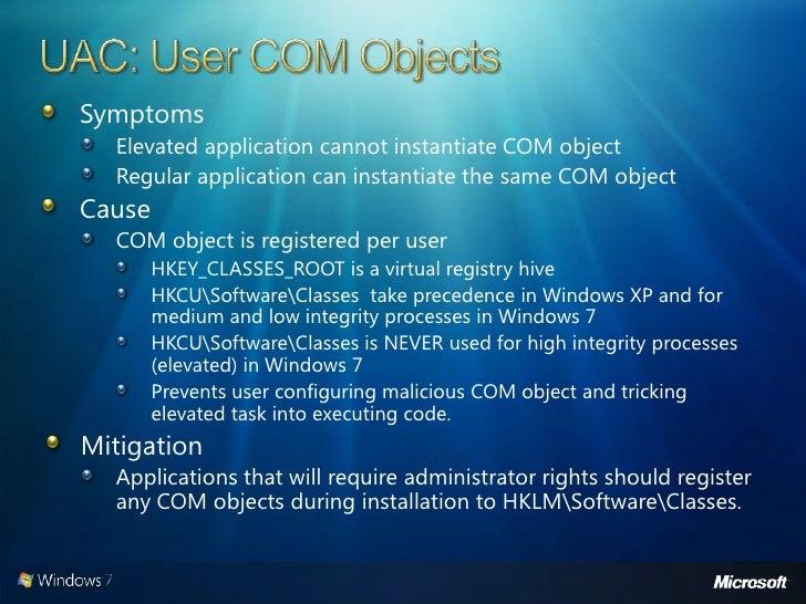 application compatibility engine windows 7