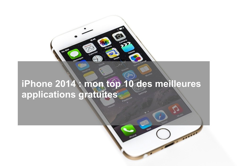 application agenda pour iphone gratuit