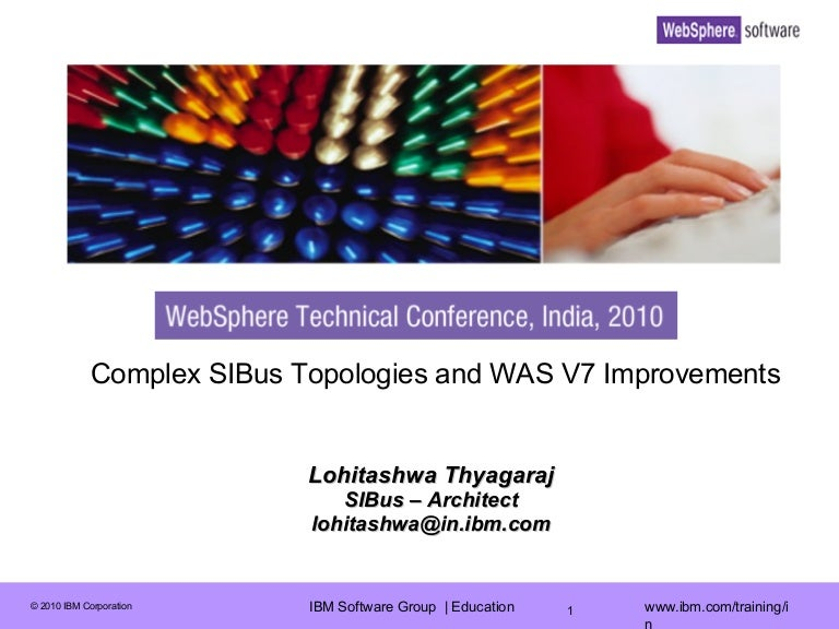 why we use websphere application server