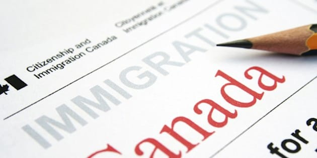 my canada permanent residency application
