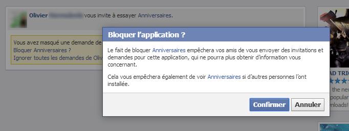 bloquer l intrusion d une application