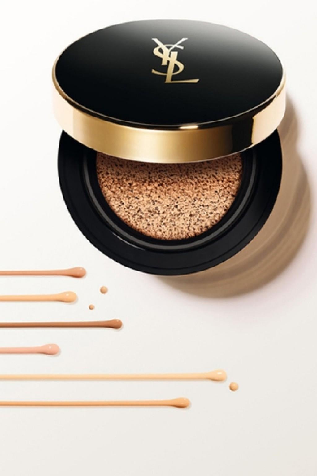 yves saint laurent makeup application