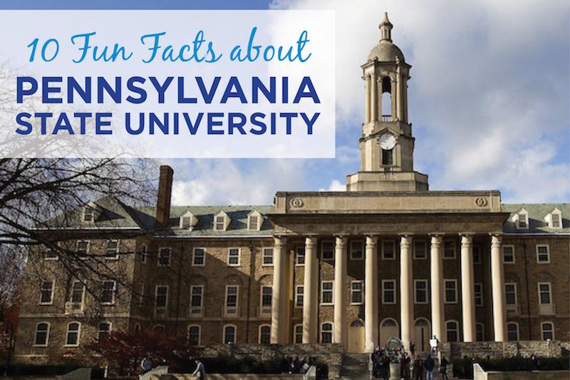 penn state university park application