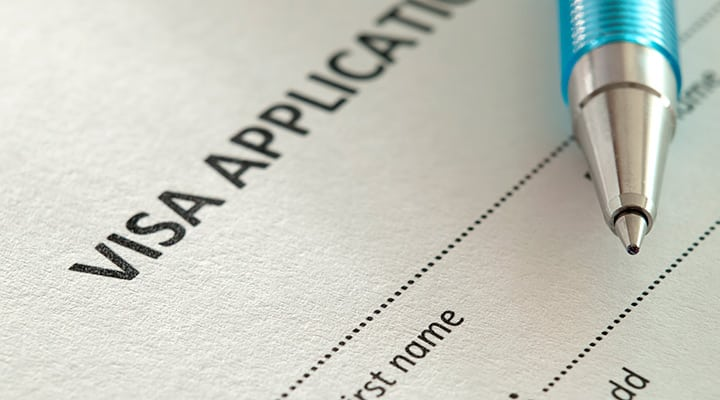 how to link permanent resident application