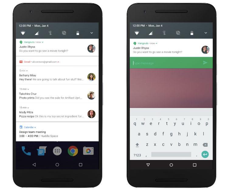 liste de toutes les applications android