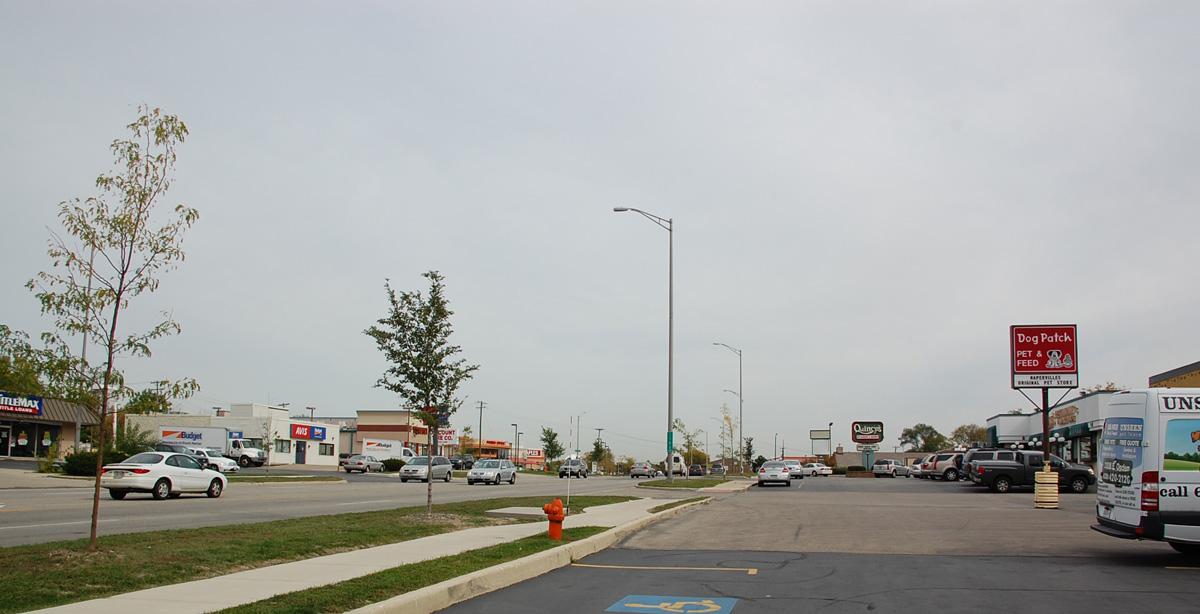 commercial property improvements grant program application