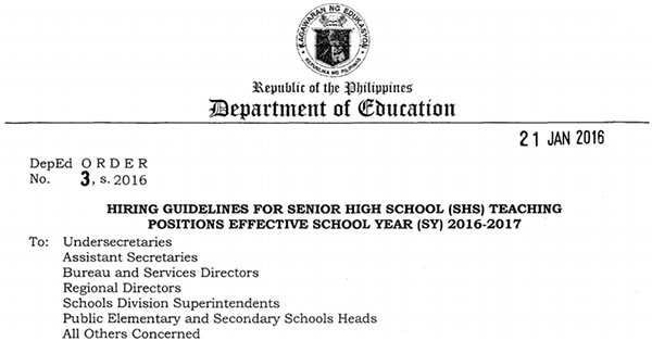 how to do online application in deped albay