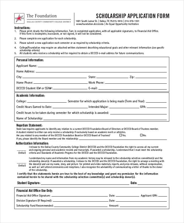 algonquin college application form pdf