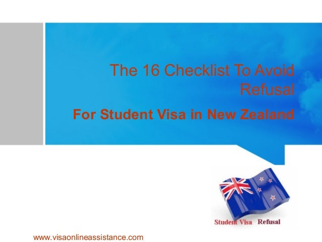 australian student visa application checklist
