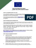 schengen visa application form guide india