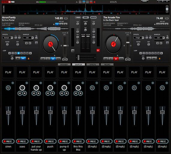 how to make your own music application