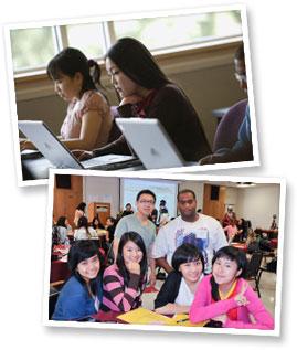 american university international students application