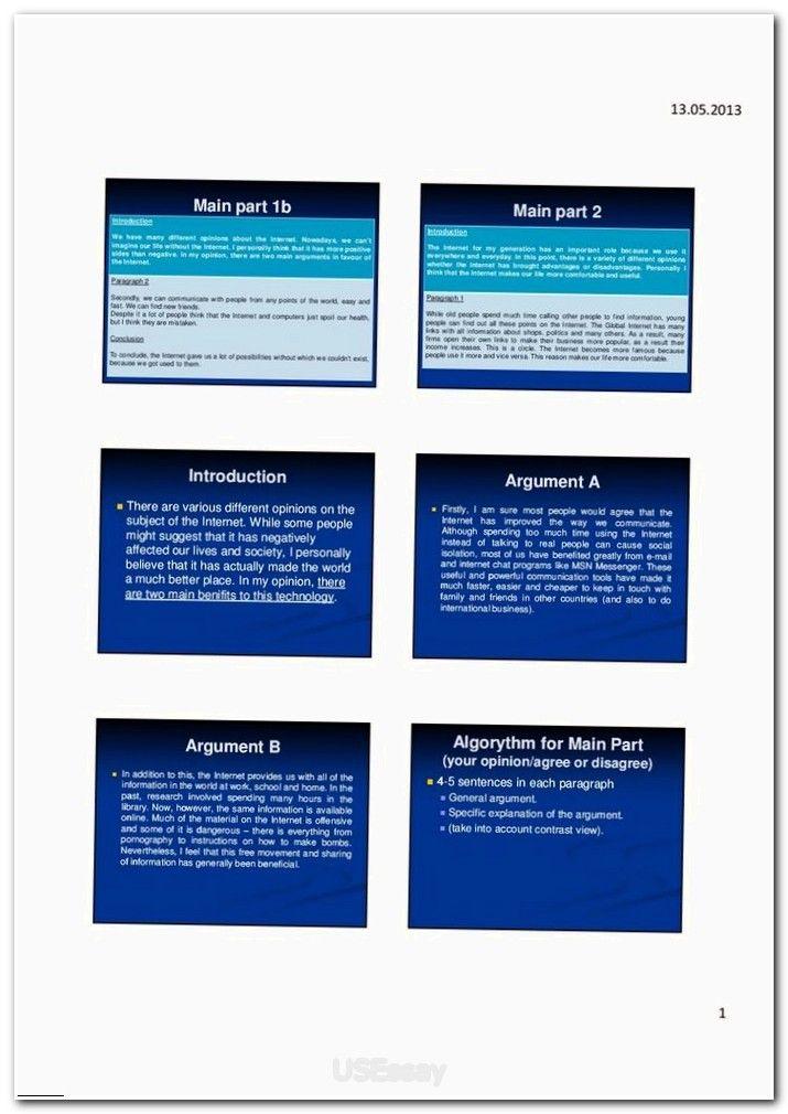 how to write a thesis for a supplemental application