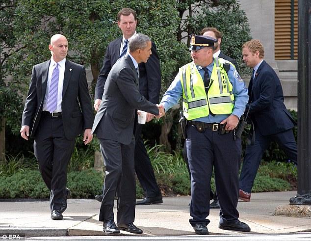 white house application dtiminal record
