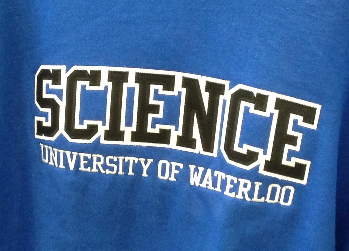 graduate application university of waterloo