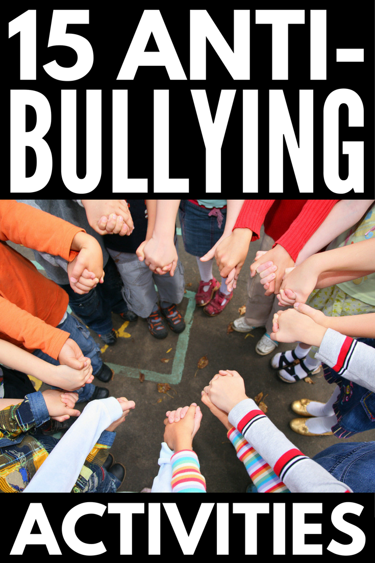 helping kids against bullying application
