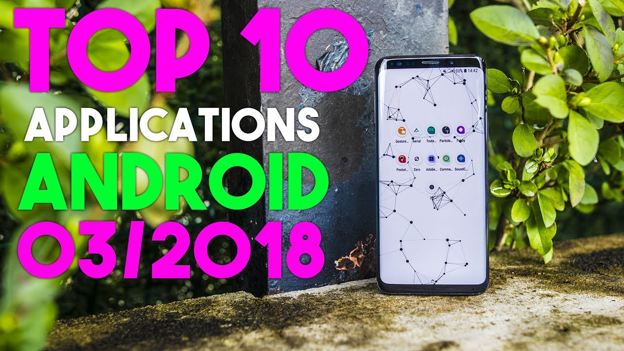 top des applications android gratuites