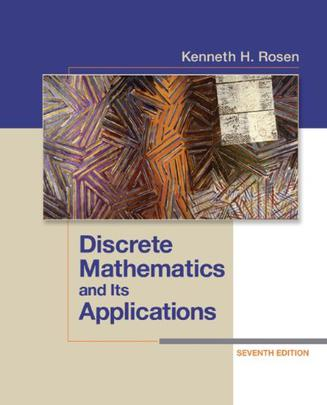 discrete mathematics and its applications seventh edition pdf