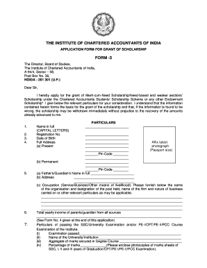 letter of application for articleship