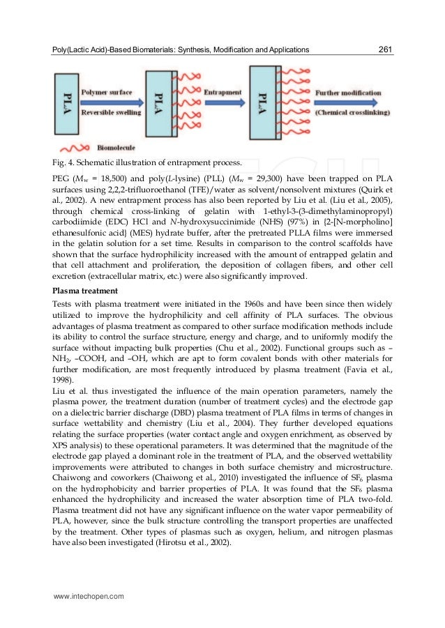 polylactic acid synthesis structures properties processing and applications
