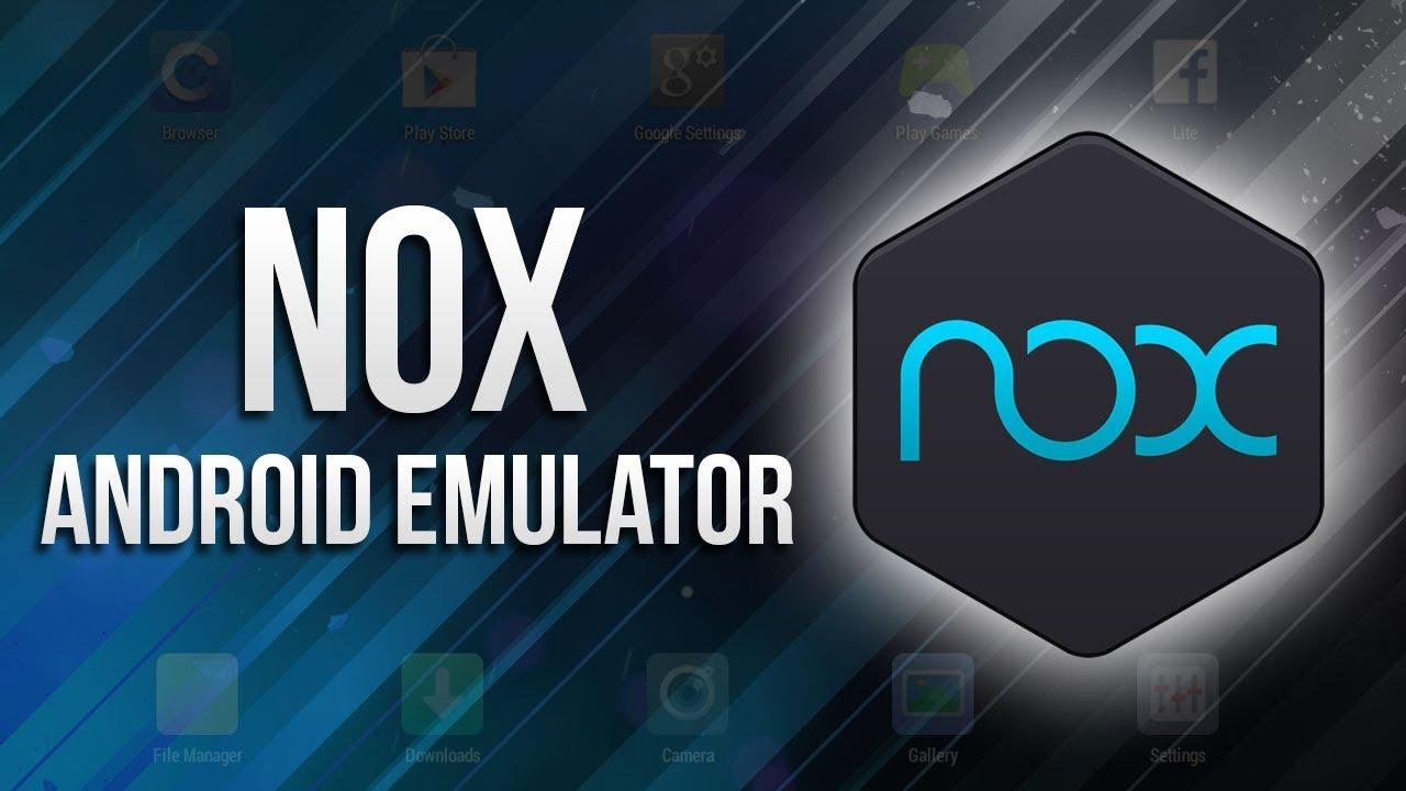 android emulator doesnt start application