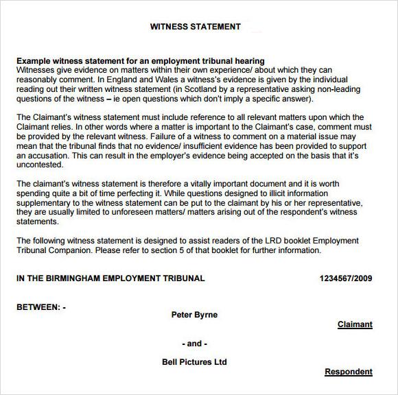 have no witness for application reddit