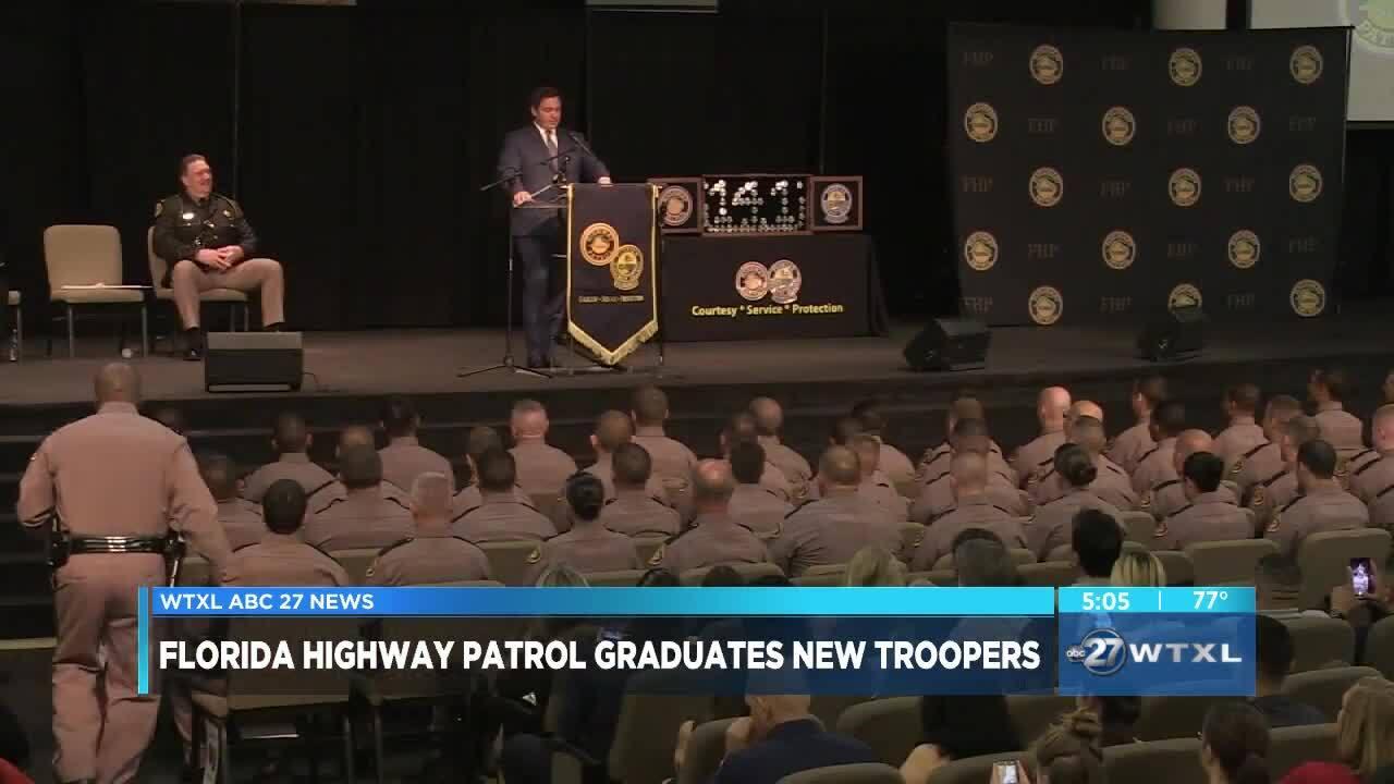 florida highway patrol application for employment