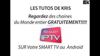 comment installer une application sur une sony android smart tv