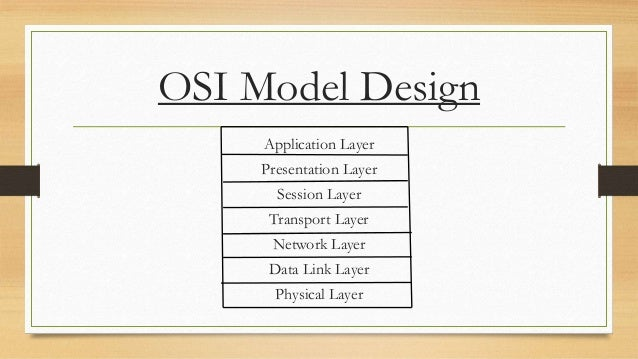 what is application layer in osi model ppt