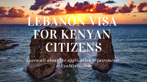 tourist visa application to canada from lebanon
