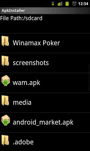 android 6 installer application sur carte sd par defaut