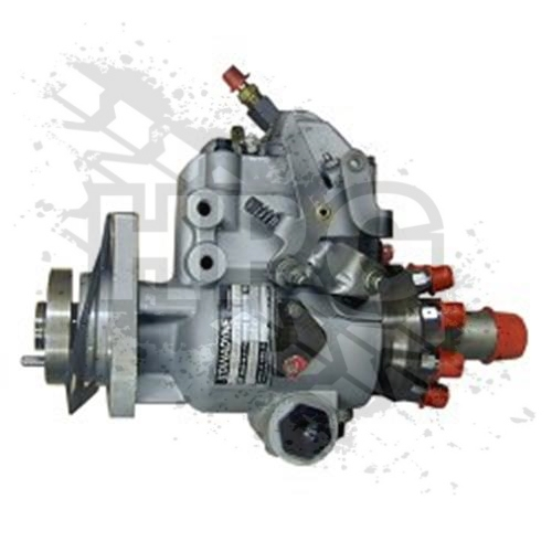 off-road fuel injection pump in on-road application