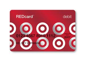 target red card application id
