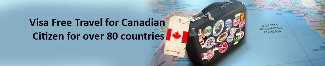 canadian passport application to travel outside of canada