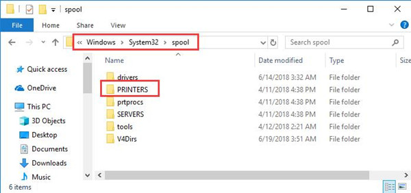 what is spoolsv.exe application error