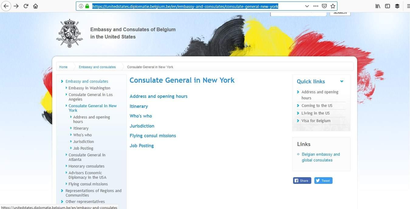 canadian consulate new york visa application