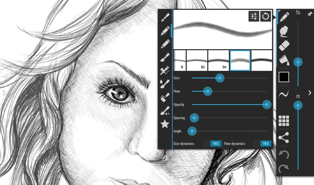 drawing application like paint for mac