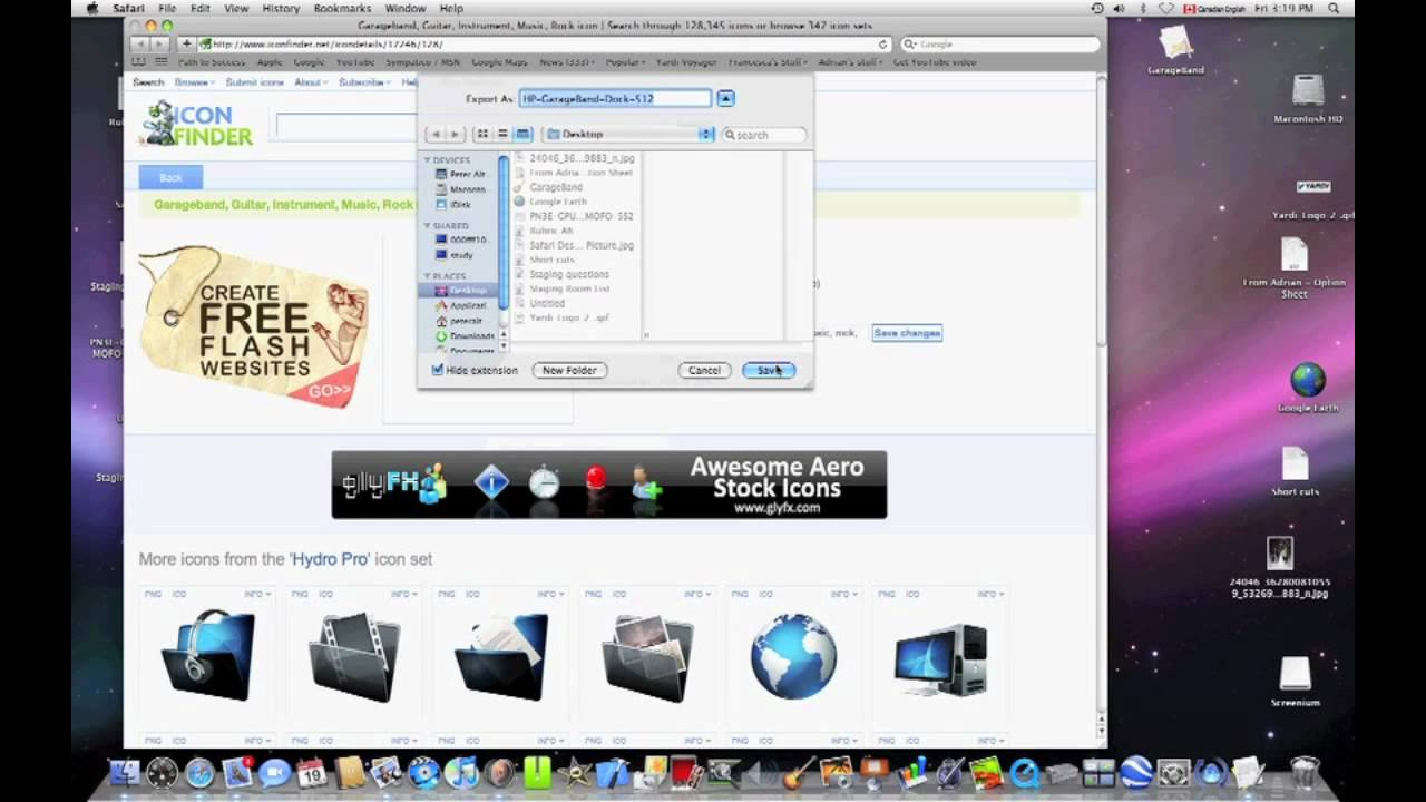 how to change application default mac