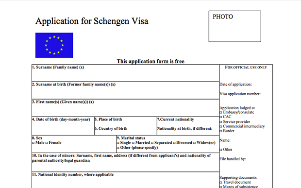 germany visa application centre pune