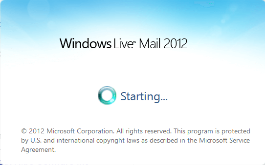 installer application mail windows 8