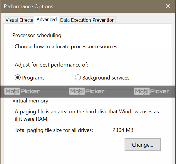application to see disk usage