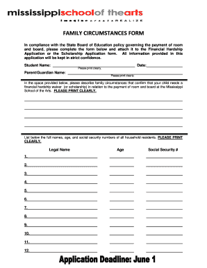 fci application form first choice