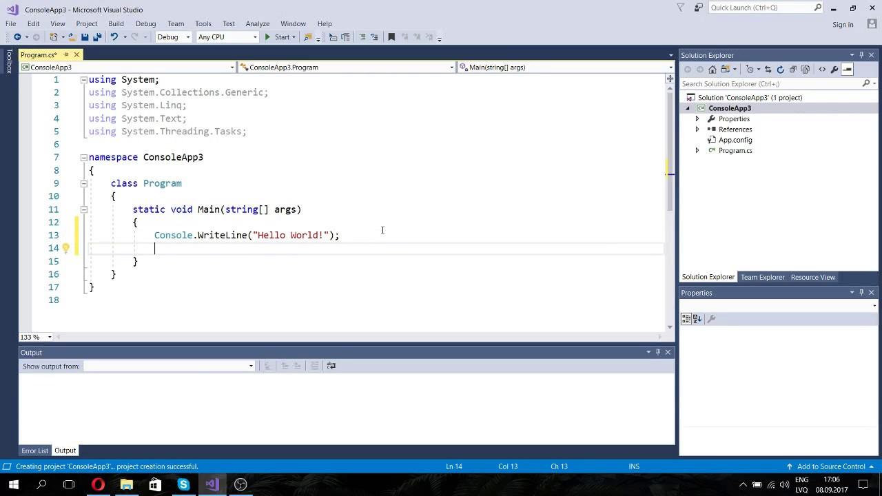 add to application files visual studio 2012
