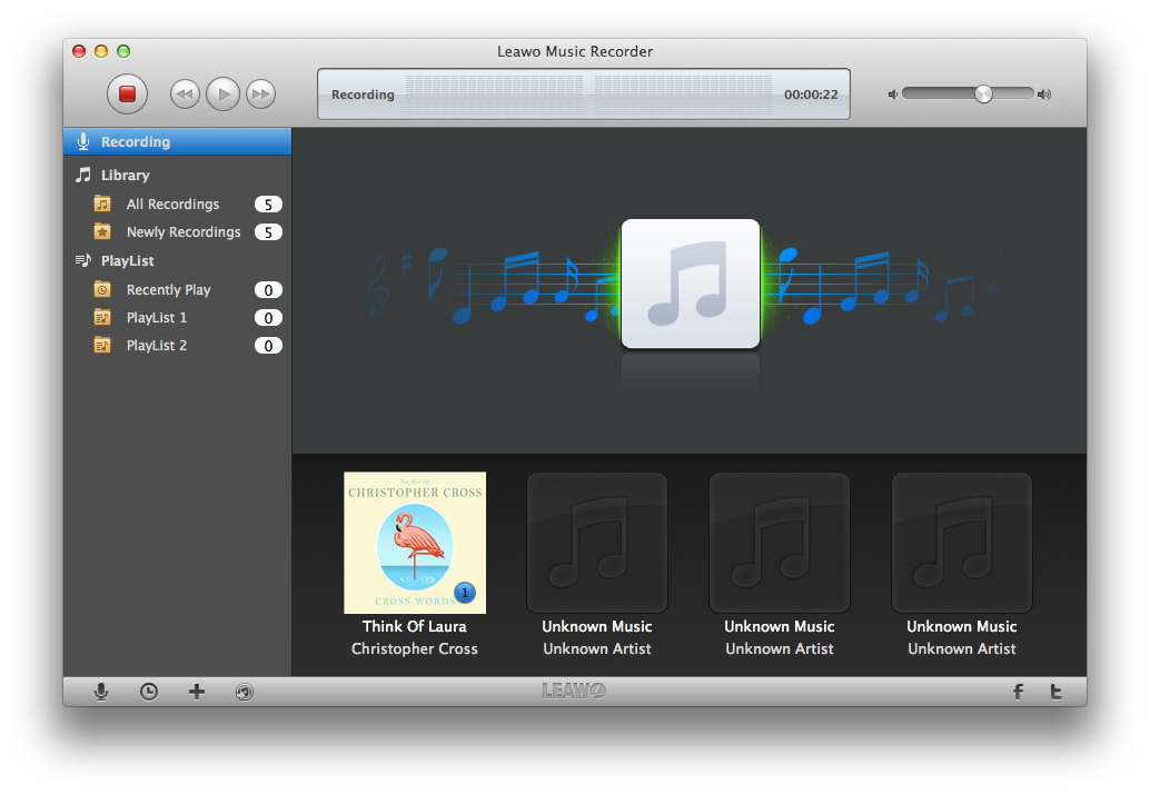 application capture mp3 and rename the title