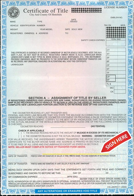 application for vehicle transfer quebec