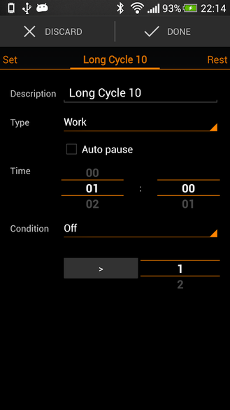 application gratuite sur android pour taches avec timer