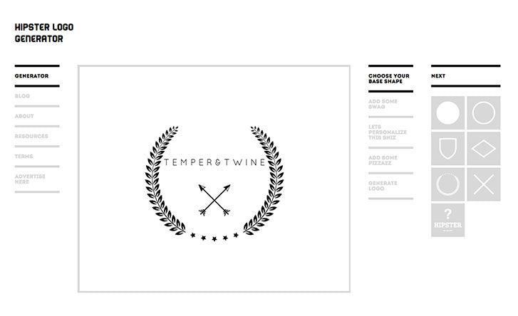 application pour creer logo gratuit