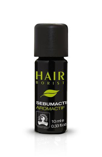 appliquer coloration sur cheveux gras