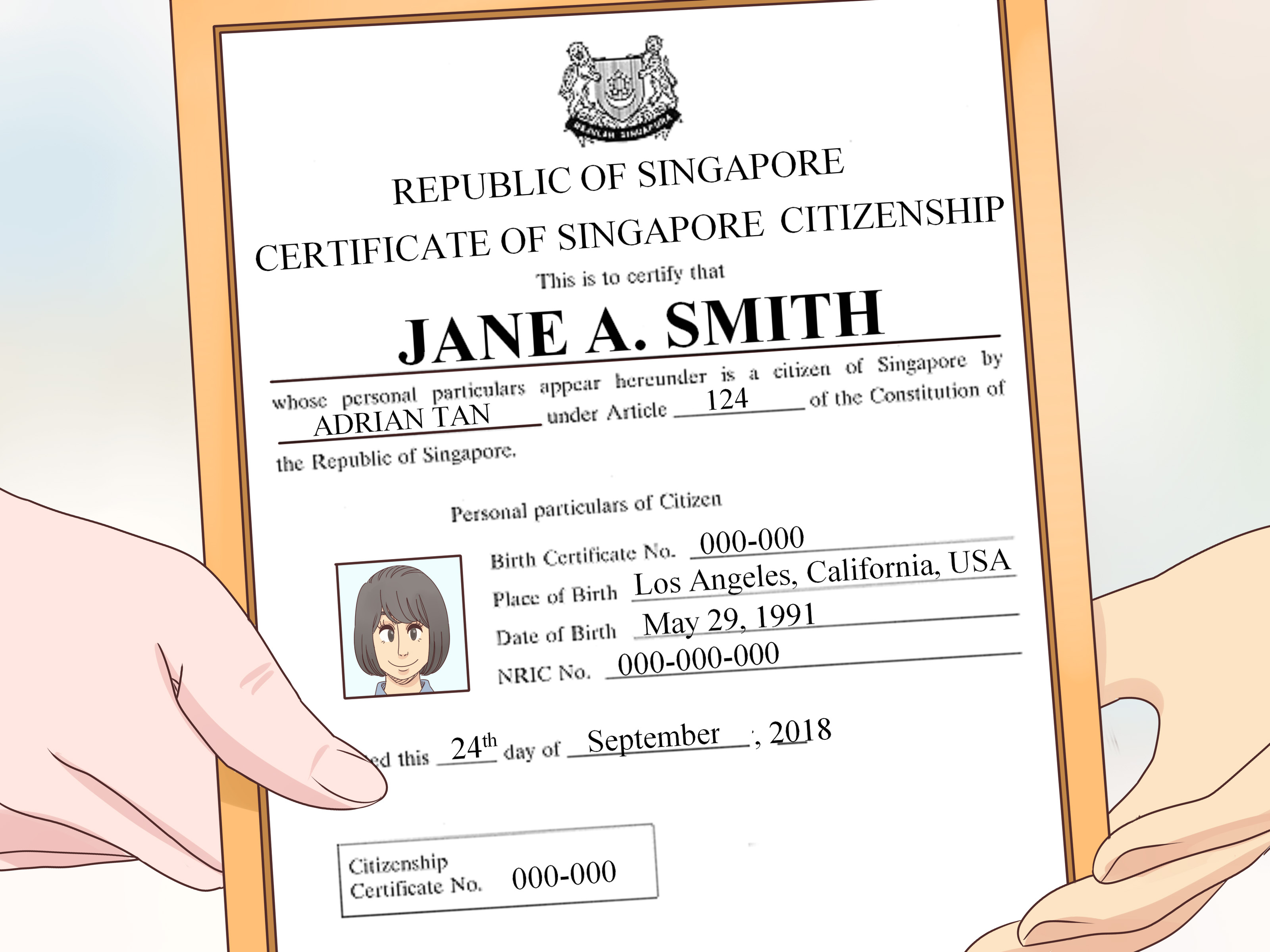 are citizenship applications processed faster for permanent residents